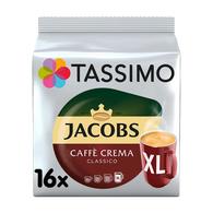 Koffievoordeel-Tassimo - Jacobs Caffè Crema Classico XL 8-aanbieding