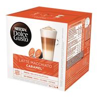 Koffievoordeel-Dolce Gusto - Latte Macchiato Caramel 6-aanbieding