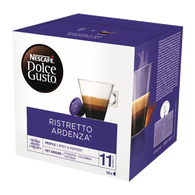 Koffievoordeel-Dolce Gusto - Ristretto Ardenza 8-aanbieding