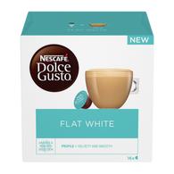 Koffievoordeel-Dolce Gusto - Flat White 3-aanbieding