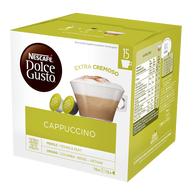 Koffievoordeel-Dolce Gusto - capsules - Cappuccino XL 6-aanbieding