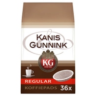 Koffievoordeel-Kanis & Gunnink - senseo compatible koffiepads - Regular 7-aanbieding