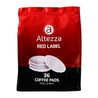Koffievoordeel-Altezza - senseo compatible koffiepads - Red Label 10-aanbieding