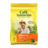 Koffievoordeel-Café Intención - senseo compatible koffiepads  - Ecologico (Organic) 8-aanbieding