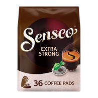 Koffievoordeel-SENSEO® - Extra Strong koffiepads 11-aanbieding