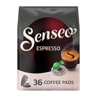 Koffievoordeel-SENSEO® - Espresso koffiepads 12-aanbieding