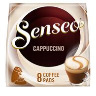 Koffievoordeel-SENSEO® - Cappuccino koffiepads 8-aanbieding