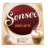 Koffievoordeel-SENSEO® - Café Latte koffiepads 7-aanbieding