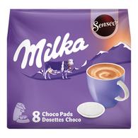 Koffievoordeel-SENSEO® - Milka Chocolade pads-aanbieding