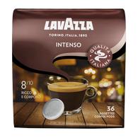 Koffievoordeel-Lavazza - senseo compatible koffiepads - Intenso 10-aanbieding