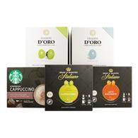 Koffievoordeel-Proefpakket - Dolce Gusto compatible - huisfavorieten-aanbieding