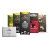 Koffievoordeel-Proefpakket Espresso - Nespresso compatible-aanbieding