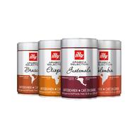 Koffievoordeel-Koffiebonen proefpakket - illy - Arabica Selection - 1kg-aanbieding