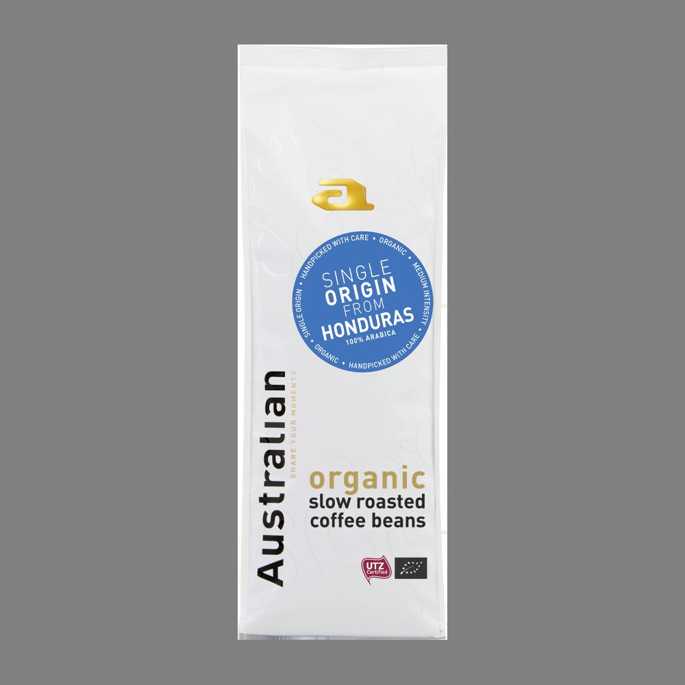 Australian - koffiebonen - Honduras (Organic)