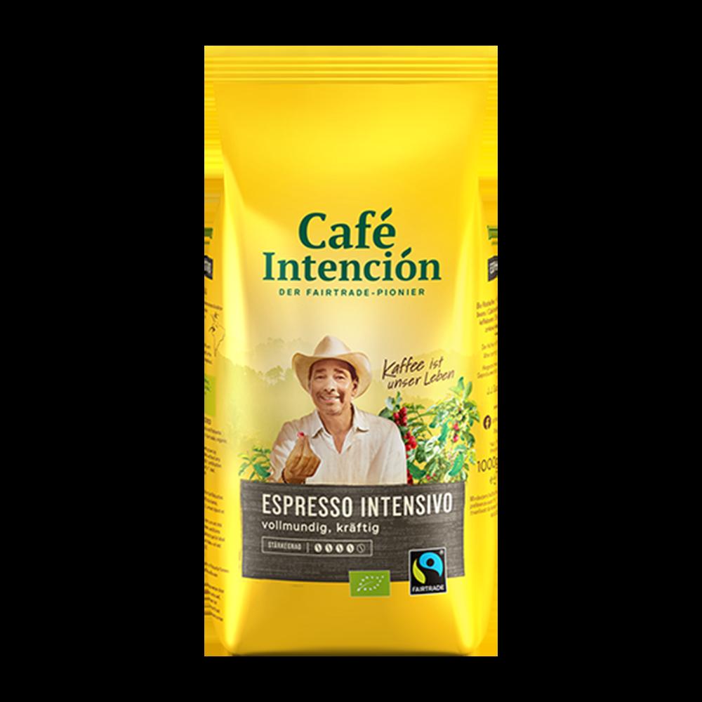 Café Intención Ecológico - koffiebonen - Espresso (Organic)