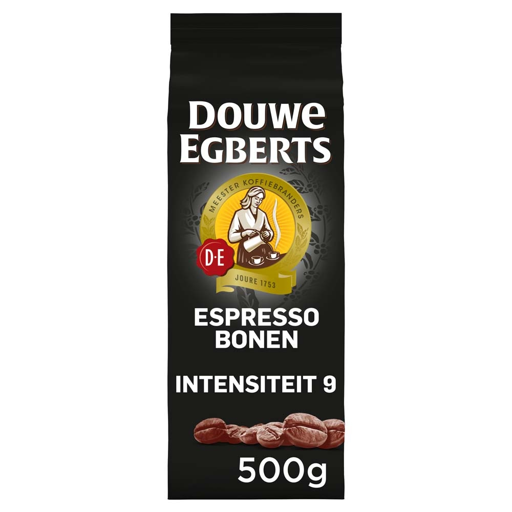 Douwe Egberts - koffiebonen - Espresso