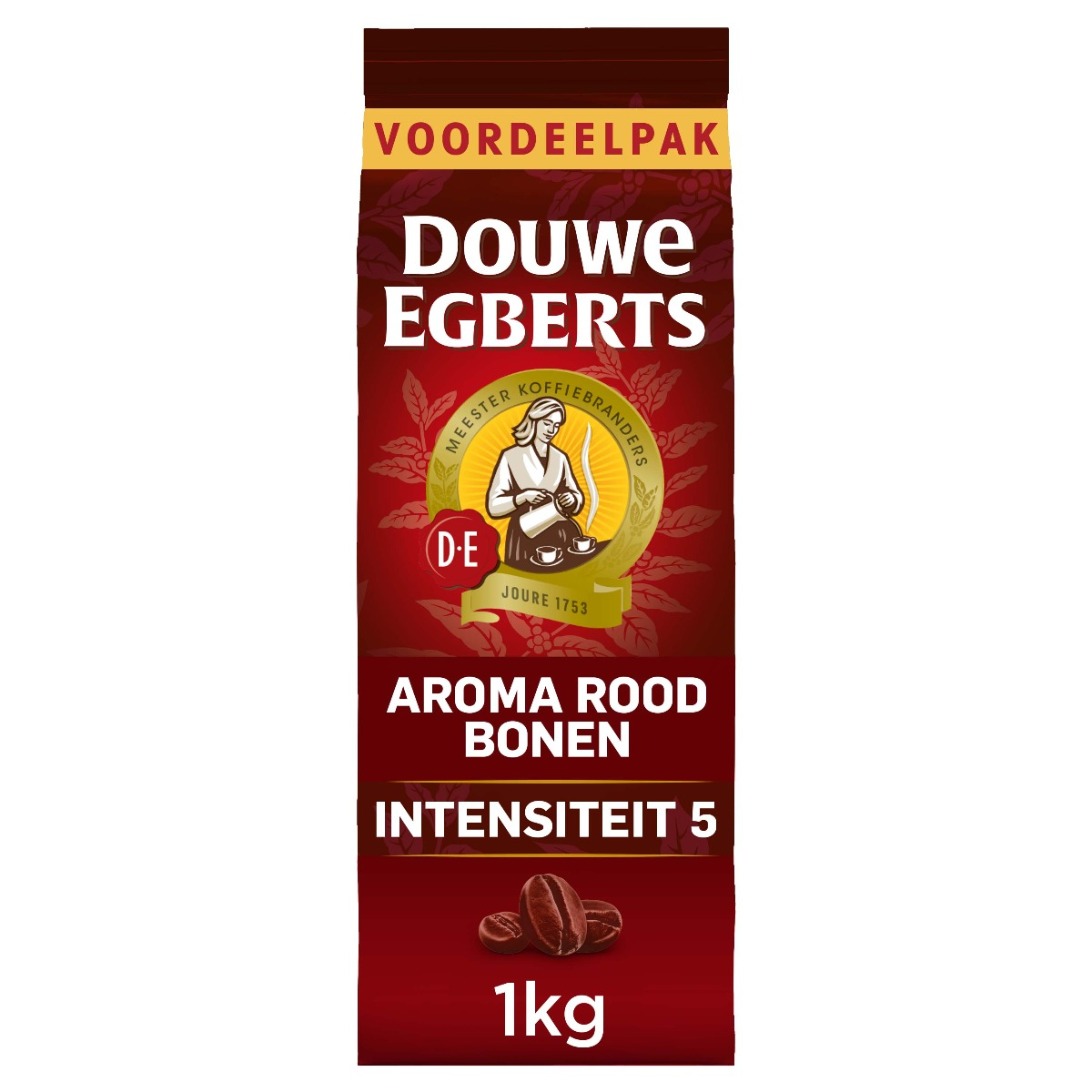 Douwe Egberts - koffiebonen - Aroma Rood Voordeelpak