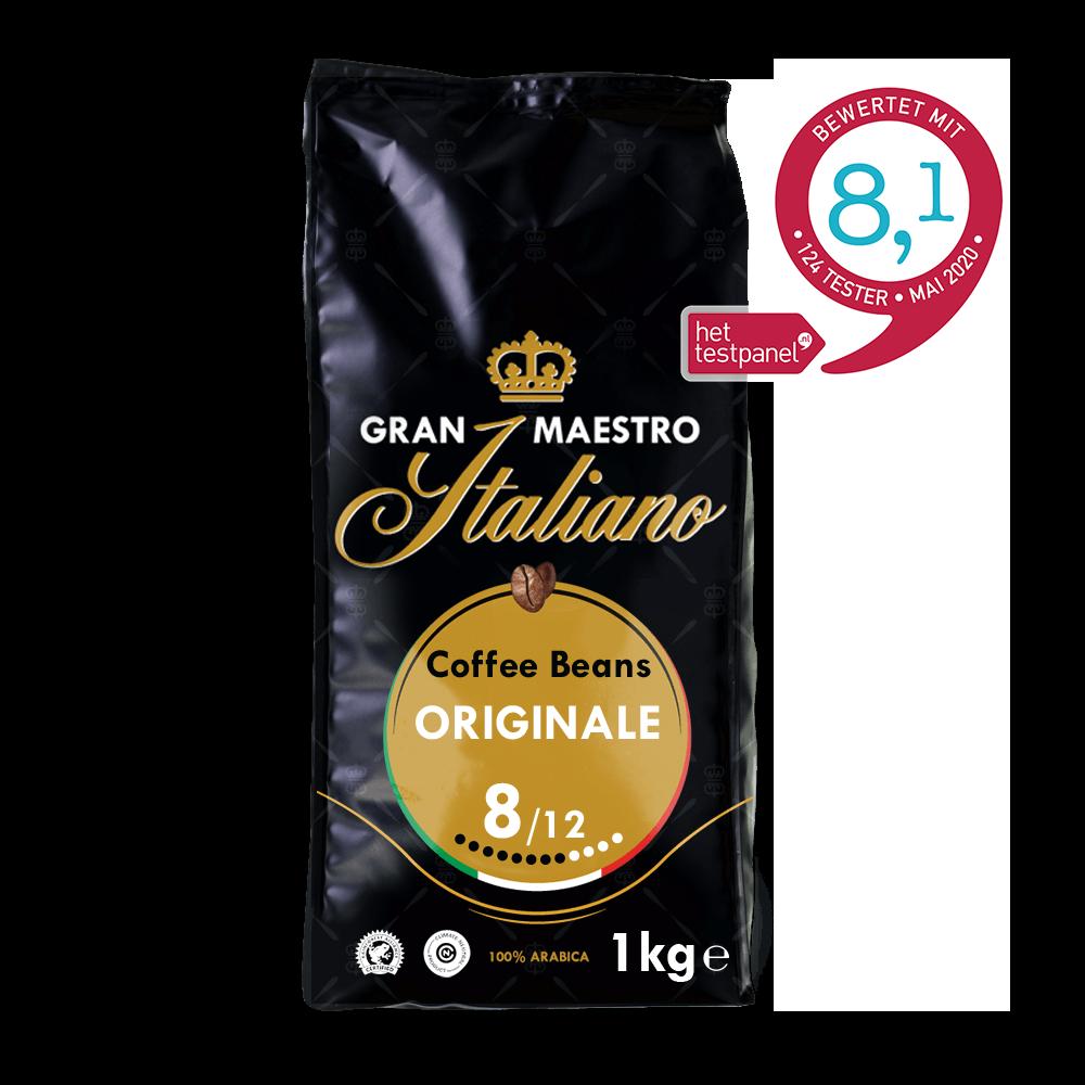 Gran Maestro Italiano - koffiebonen - Originale