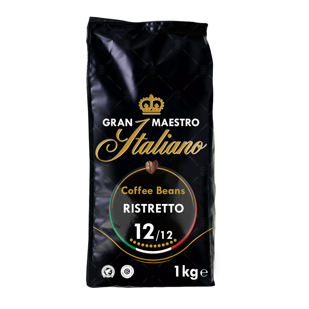 Gran Maestro Italiano - koffiebonen - Ristretto