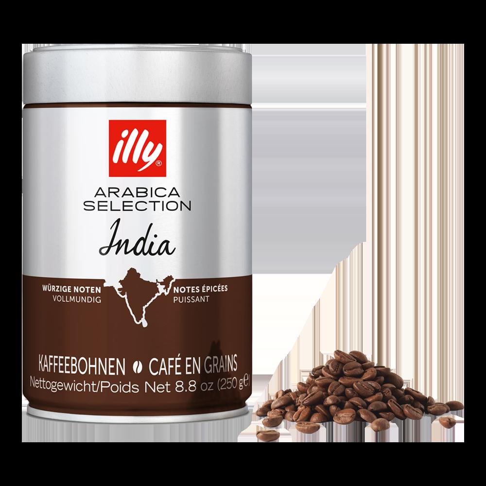 illy - koffiebonen - India