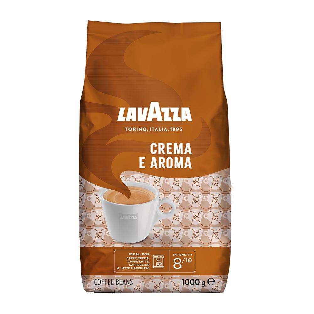 Lavazza - koffiebonen - Crema e Aroma