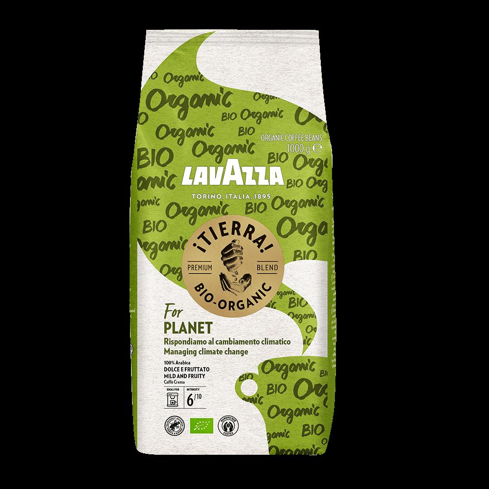 Lavazza - koffiebonen - Tierra (Organic)
