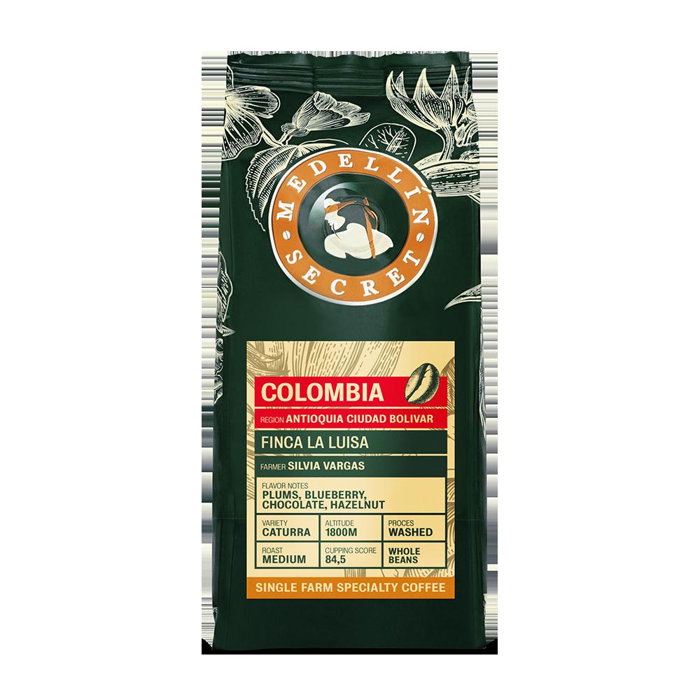 Medellín Secret - koffiebonen - Colombia Finca La Louisa