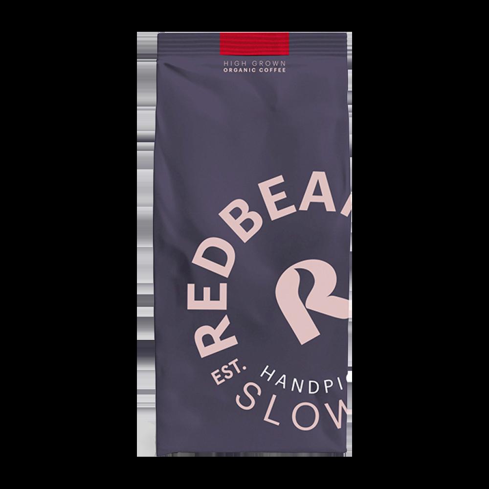 Redbeans - koffiebonen - Blue Label (Organic)