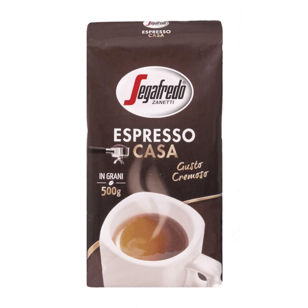 Segafredo - Koffiebonen - Espresso Casa 500 gram