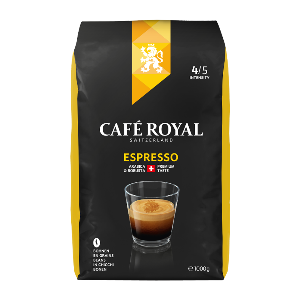 Cafe Royal - koffiebonen - Espresso