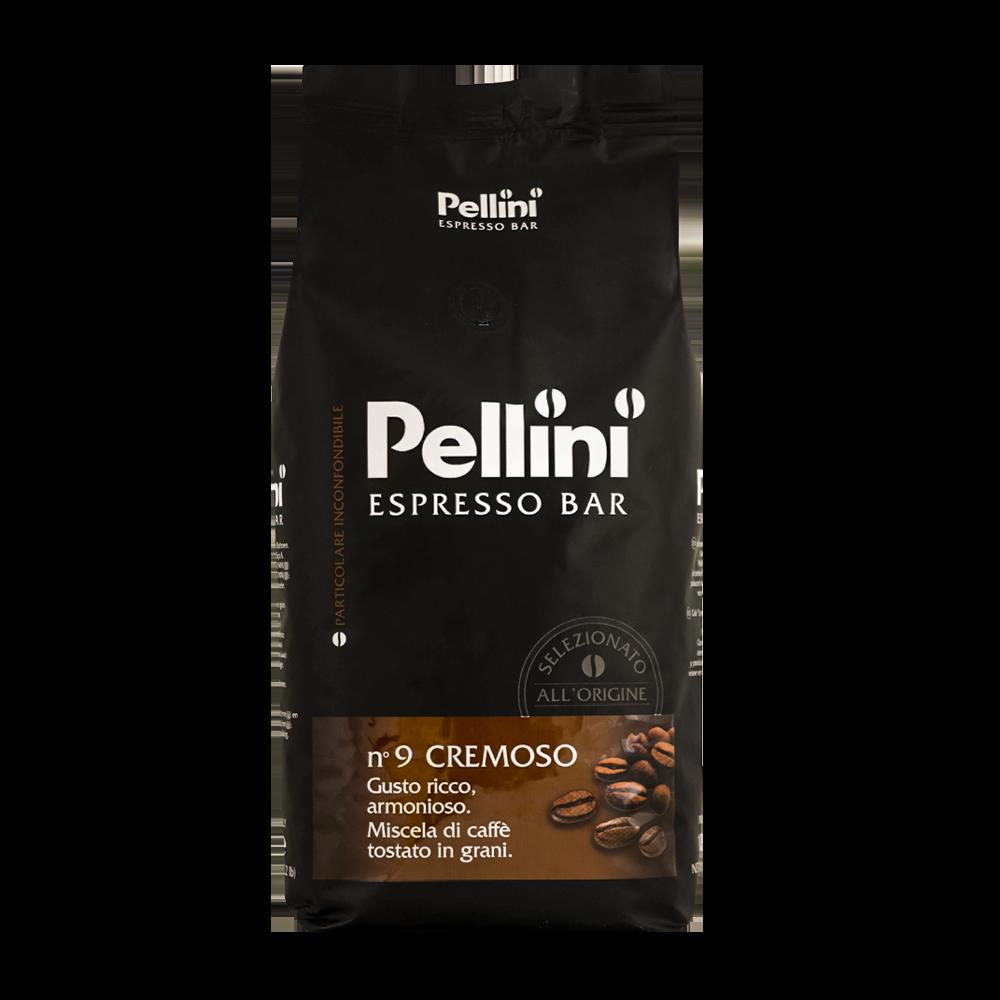 Pellini - koffiebonen - N°9 Cremoso