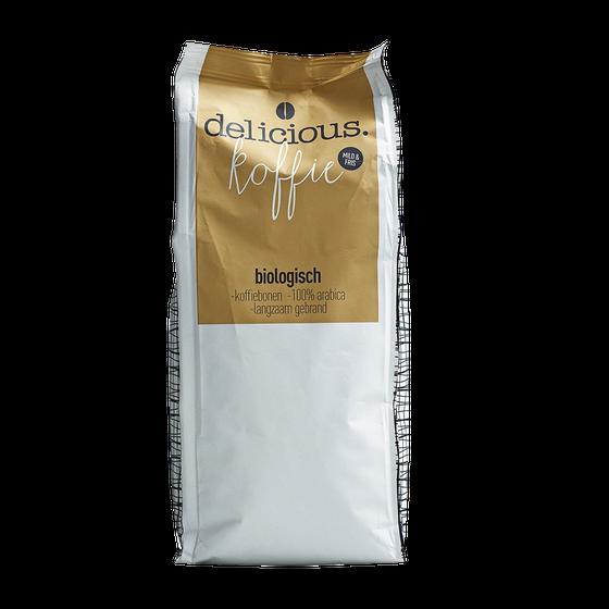 CW105802 - deliscious biologisch mild fris bonen 1kg