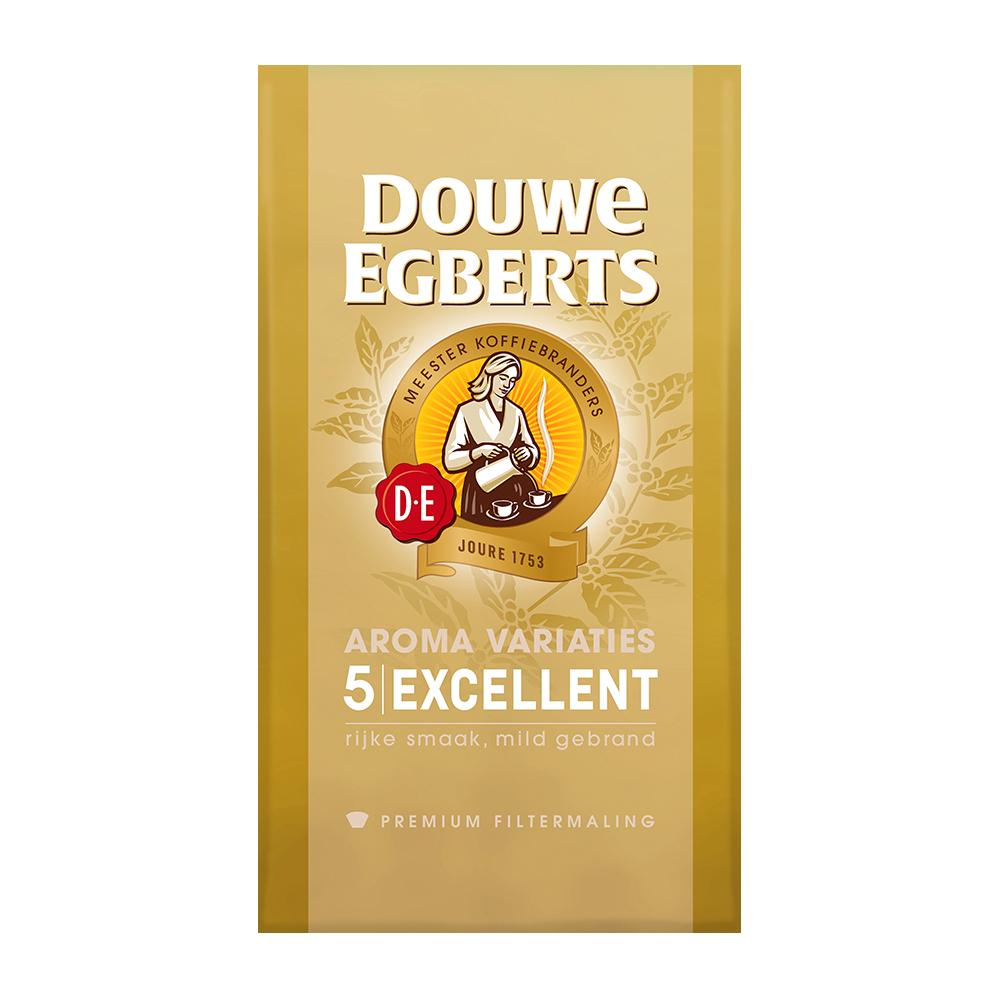 Douwe Egberts - gemalen koffie - Aroma Variaties Excellent