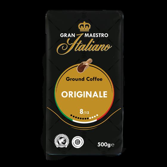 Gran Maestro Italiano - ground coffee - Originale