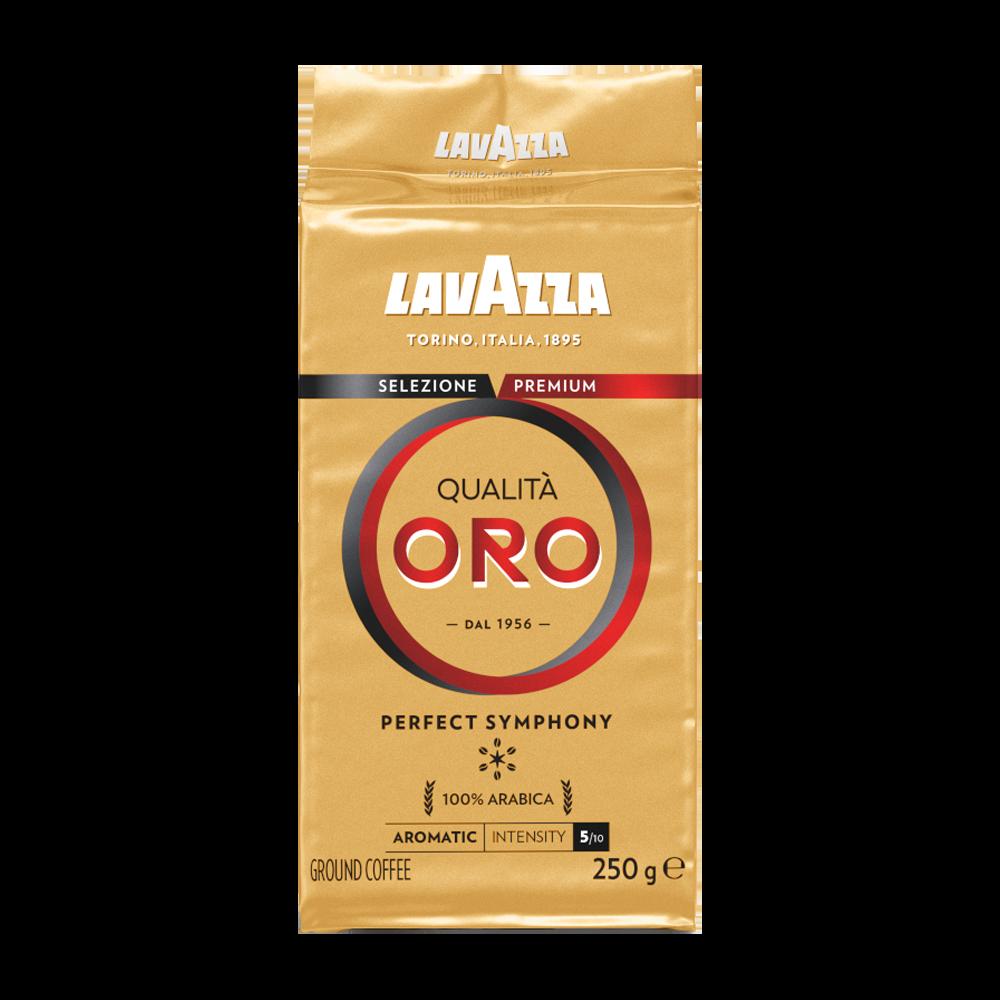 Lavazza - gemalen koffie - Qualità Oro