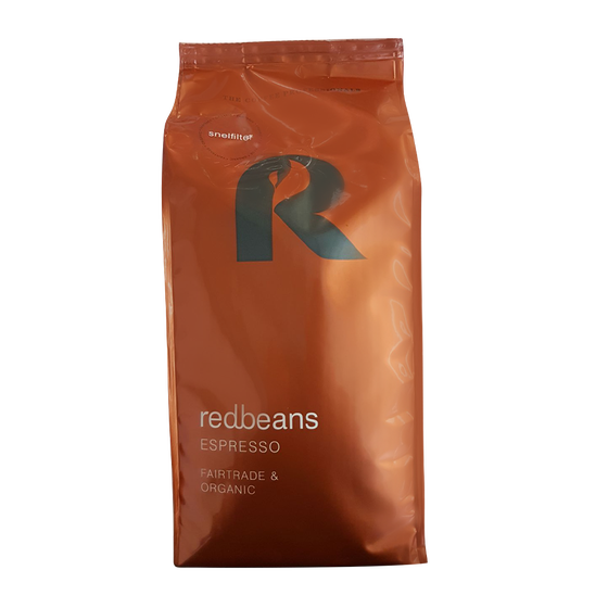 CW112302 - redbeans gold label snelfilter gemalen 1kg