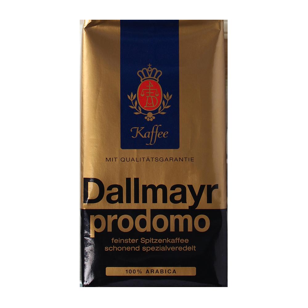 Dallmayr - gemalen koffie - Prodomo