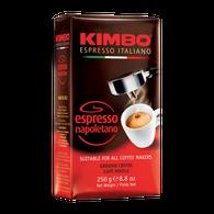 Kimbo - Gemalen koffie - Espresso Napoletano