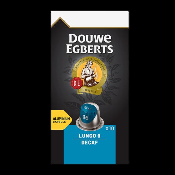 Douwe Egberts - Lungo Decaf
