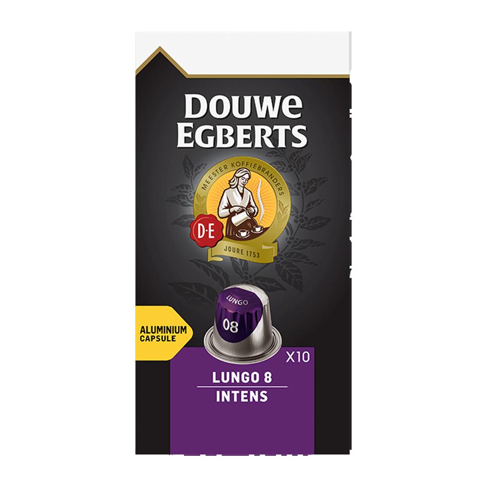 Douwe Egberts - nespresso - Lungo Intense