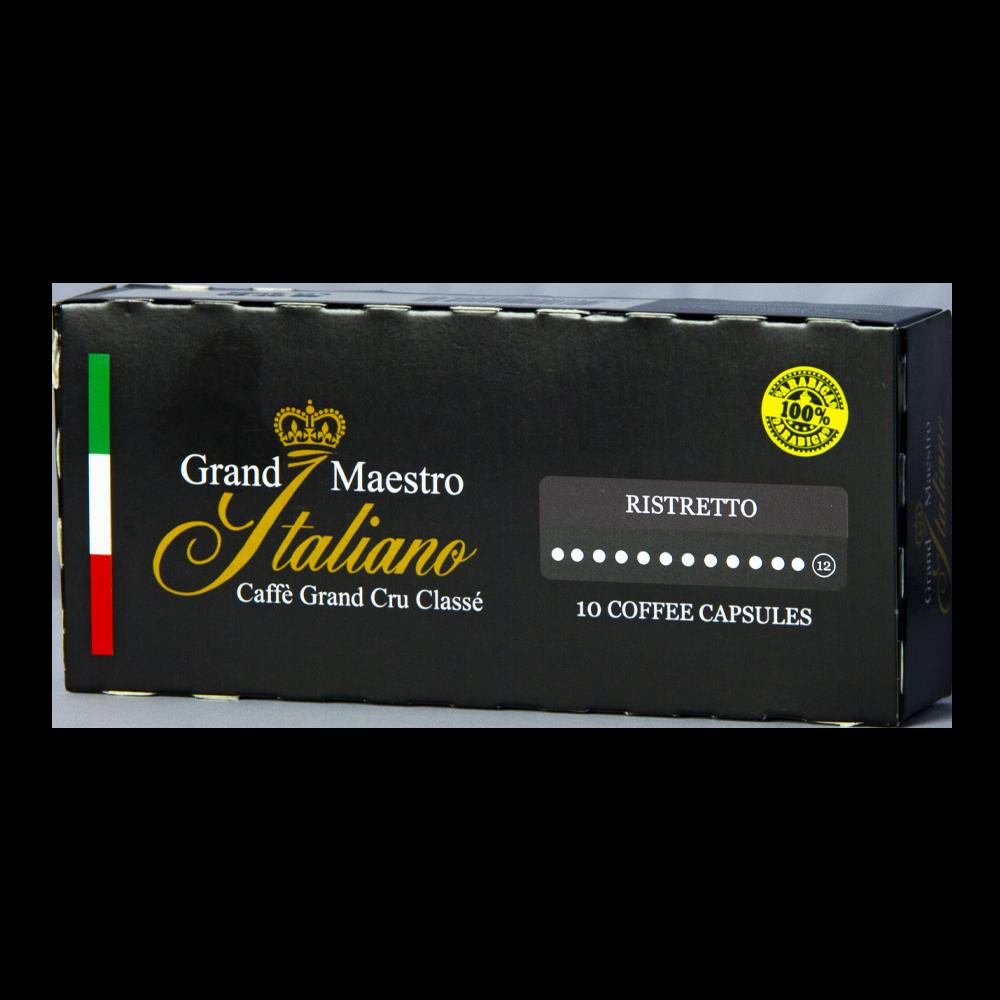 Grand Maestro Italiano - nespresso - Ristretto
