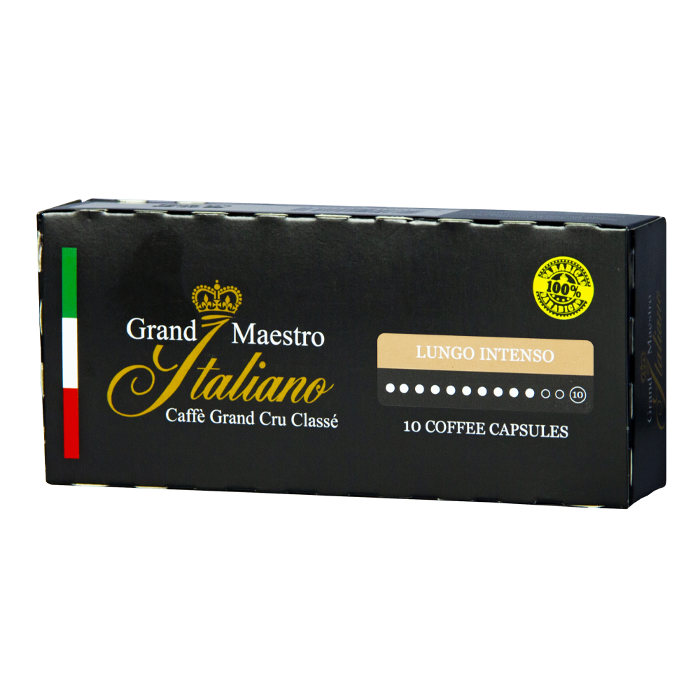 Grand Maestro Italiano - Lungo Intenso