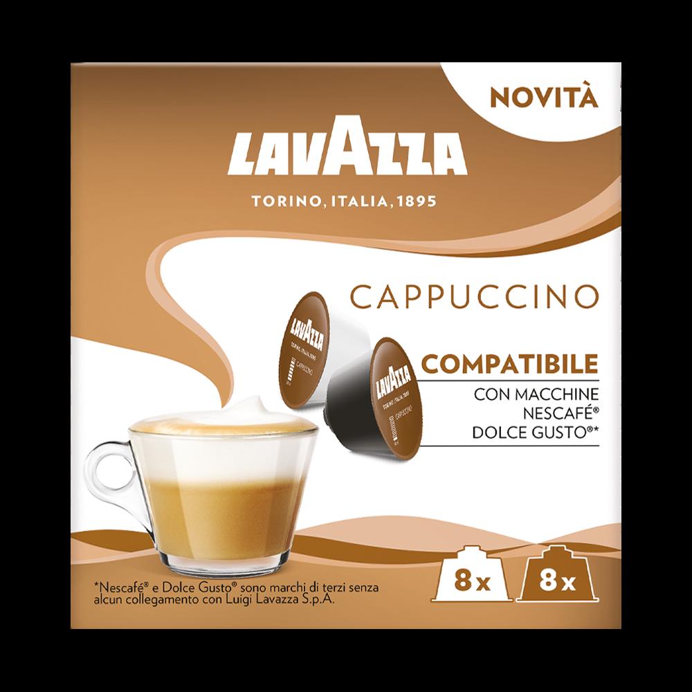 Lavazza - Dolce Gusto - Cappuccino
