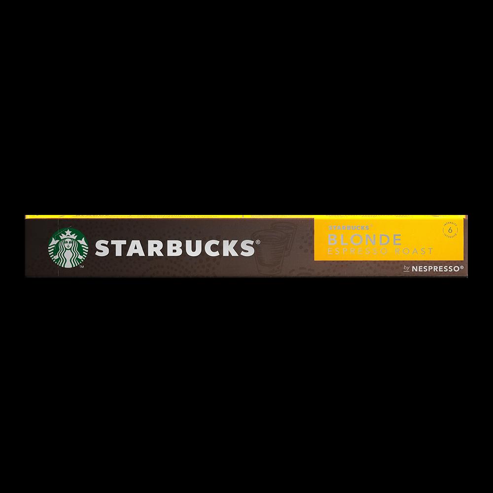 Starbucks - Nespresso compatible - Blonde
