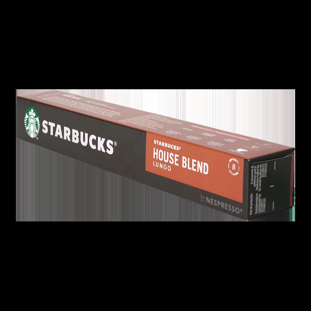 Starbucks - nespresso - House Blend Lungo