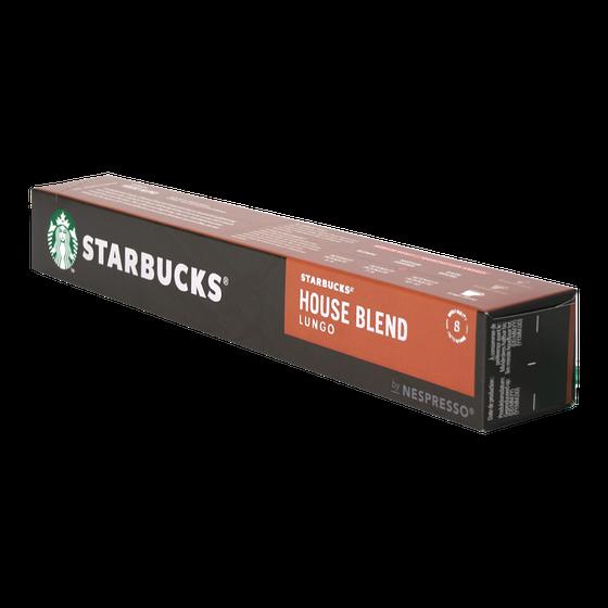 Starbucks - nespresso - House Blend