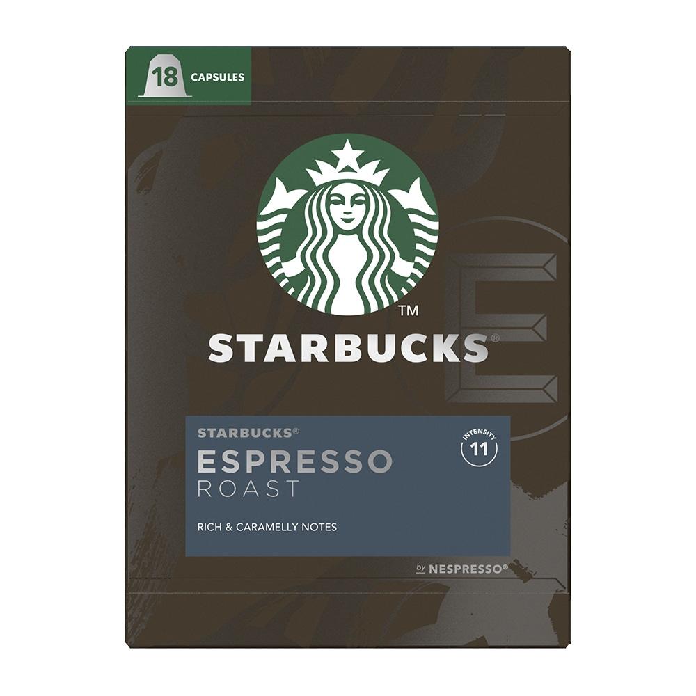 Starbucks - Nespresso compatible - Espresso Dark Roast