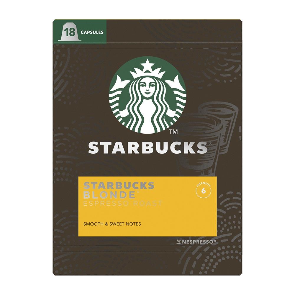 Starbucks - Nespresso compatible - Blonde Roast
