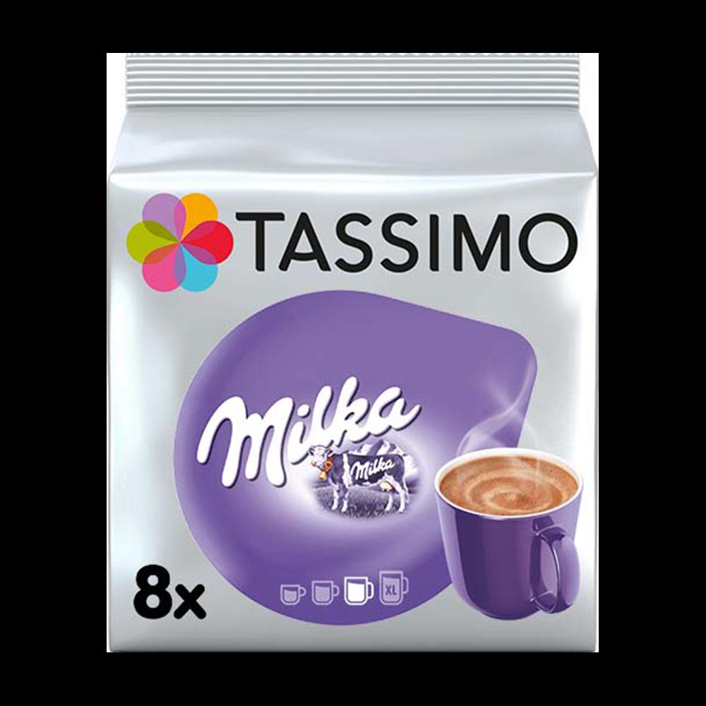 Tassimo - Milka chocolade
