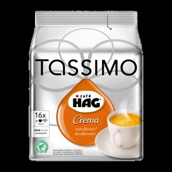 CW212611M - tassimo cafe hag decafe capsules 10stuks